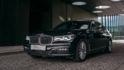 Аренда BMW 7 (730 L) в Сочи