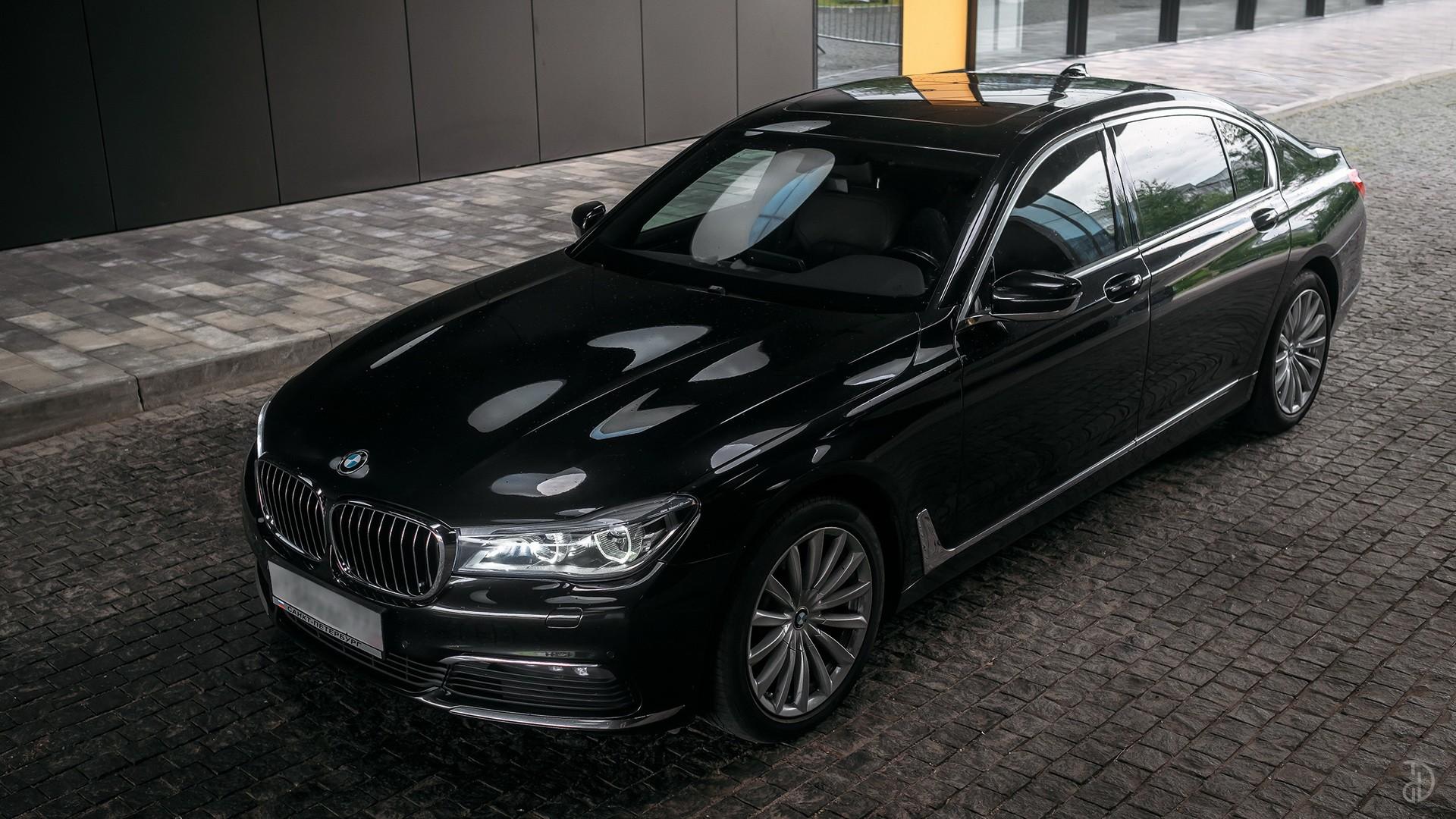 BMW 7 (730 L). Фото 5