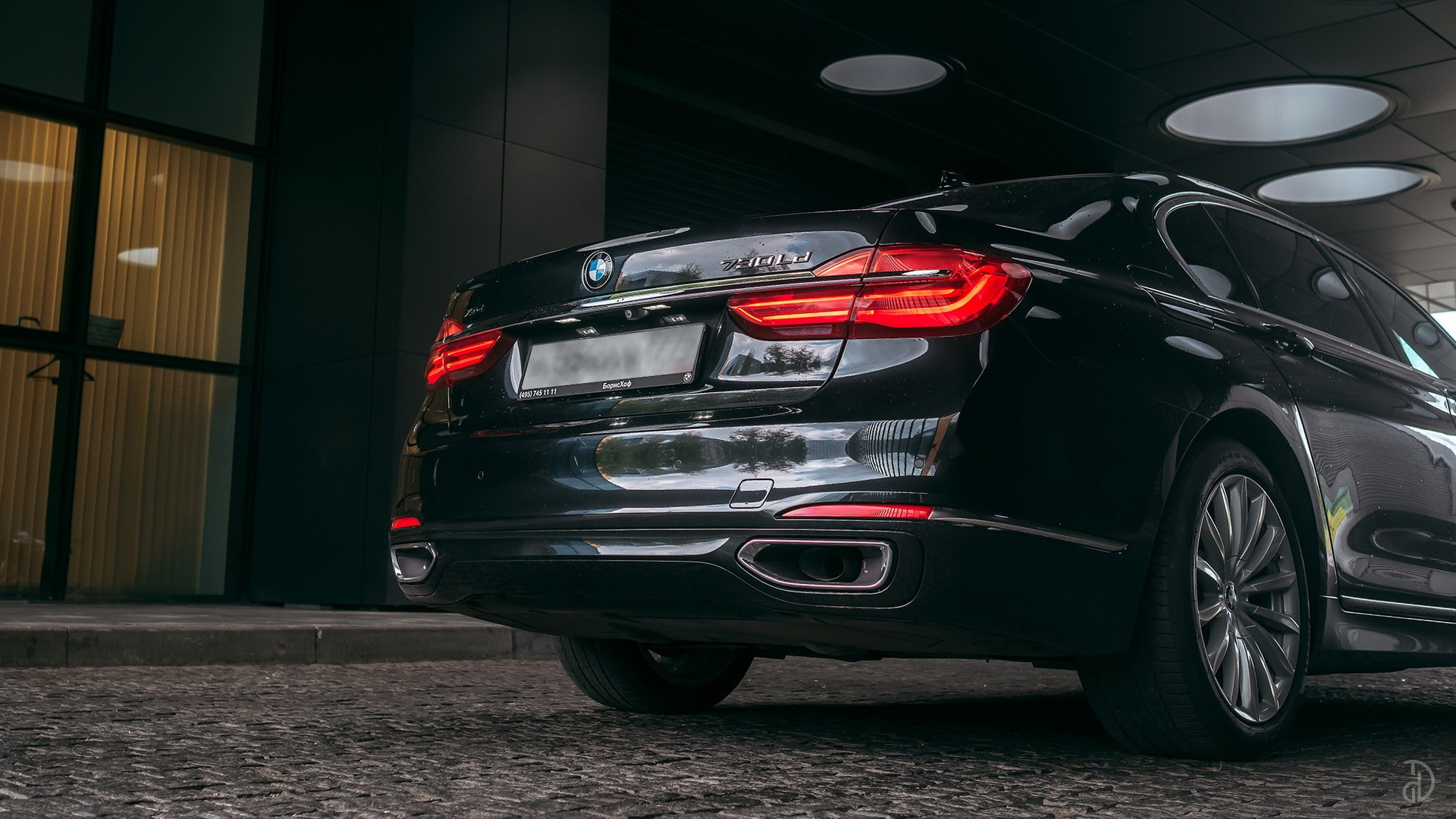 BMW 7 (730 L). Фото 7