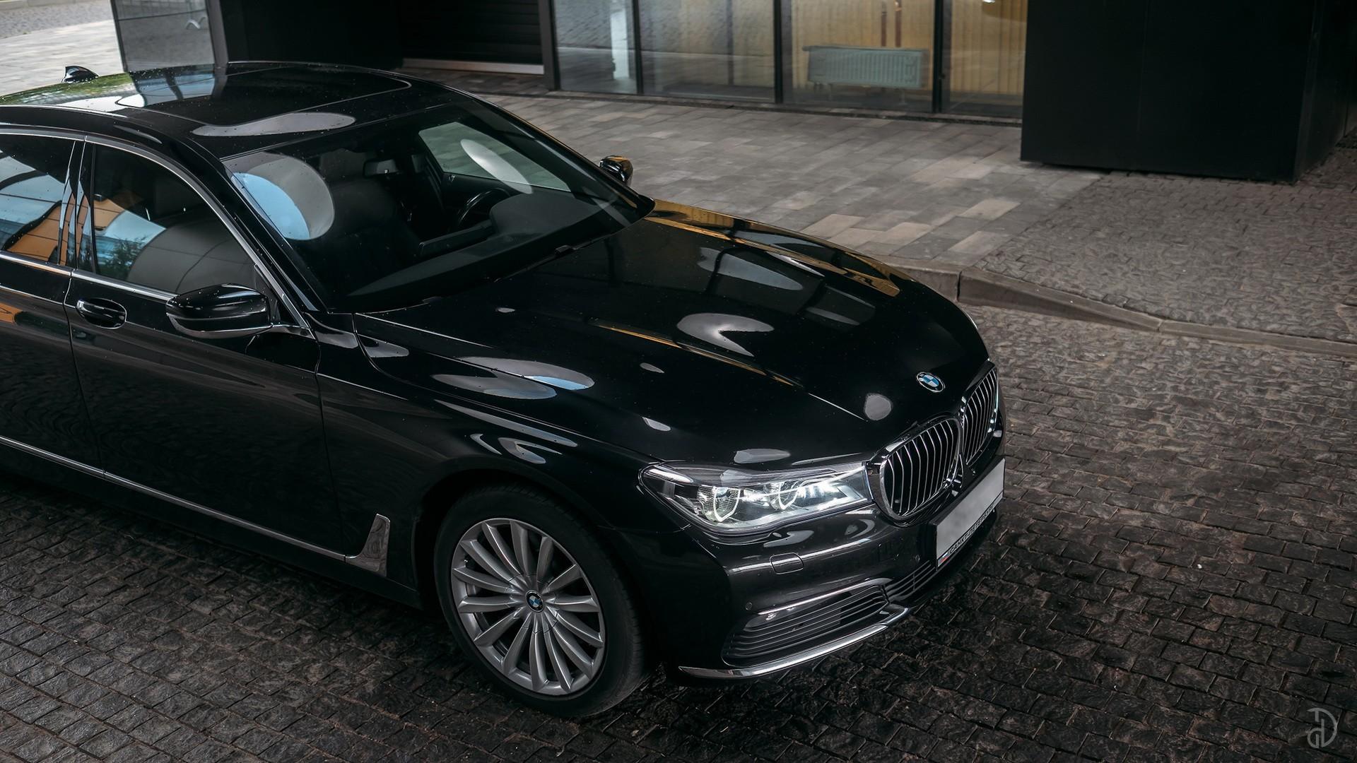 BMW 7 (730 L). Фото 8