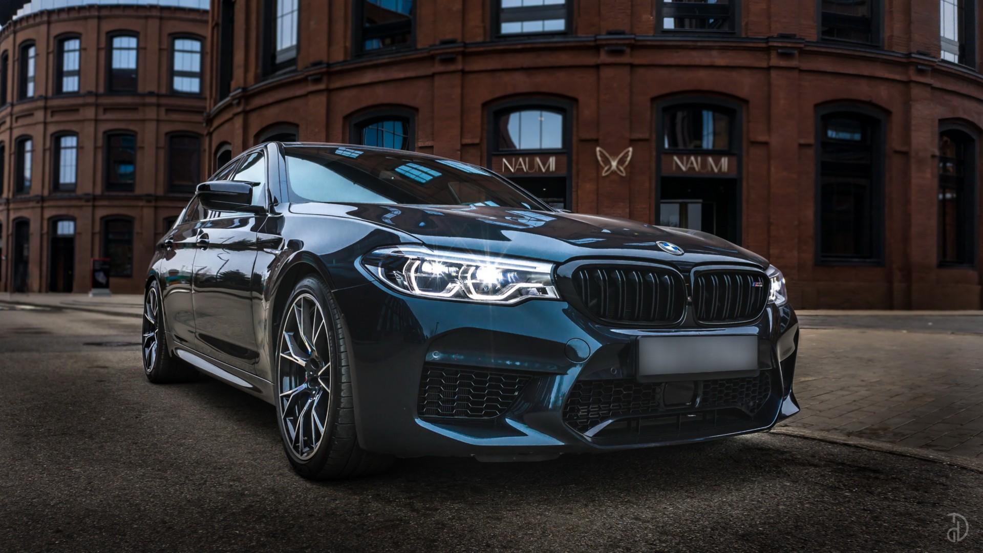 BMW M5 Competition (F90). Фото 1
