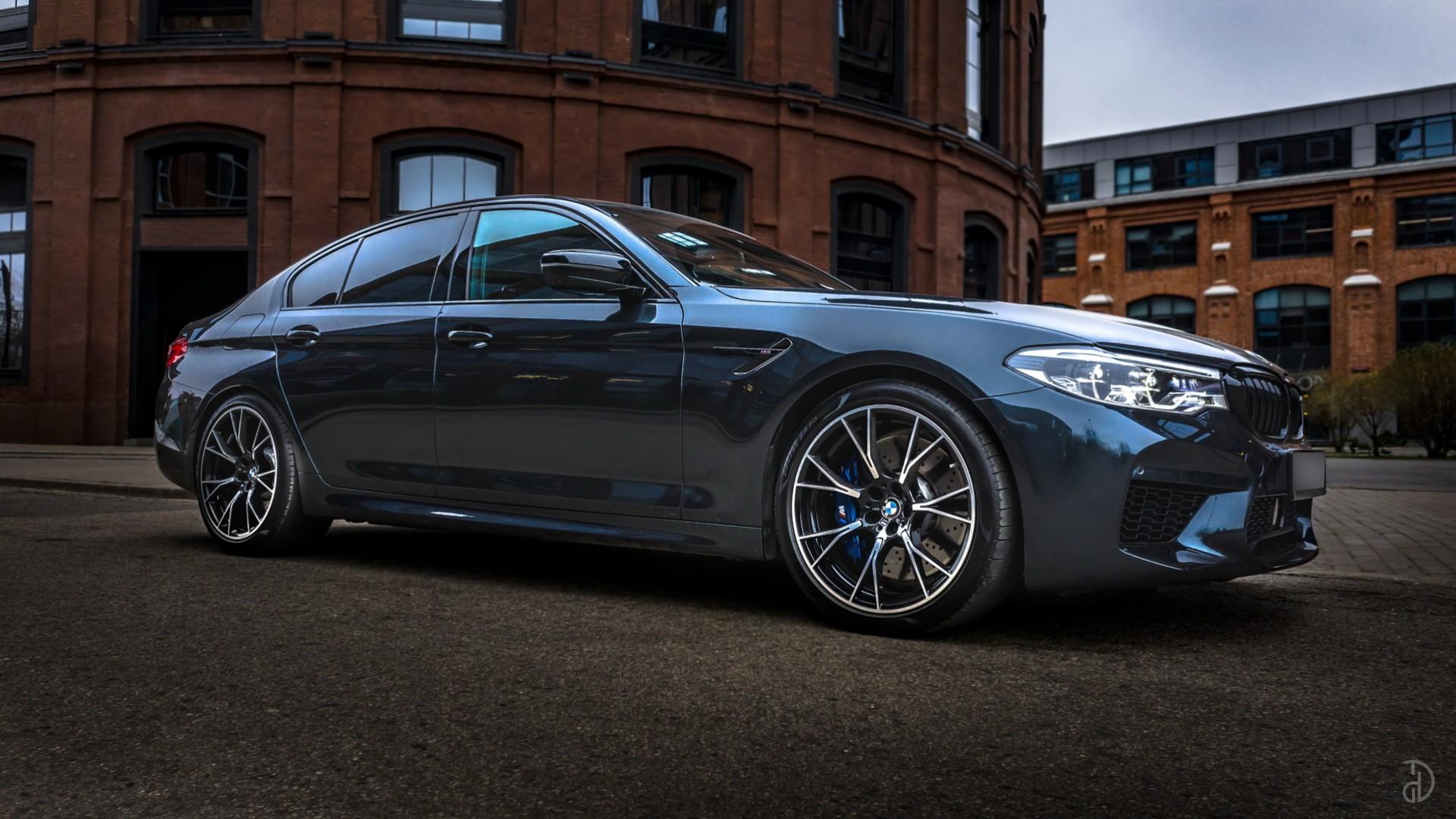 BMW M5 Competition (F90). Фото 2