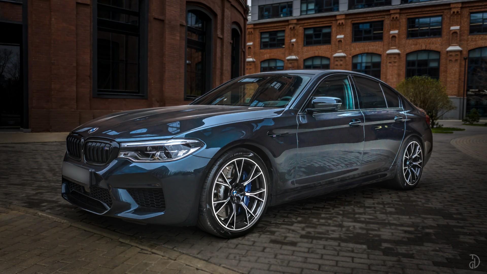 BMW M5 Competition (F90). Фото 3