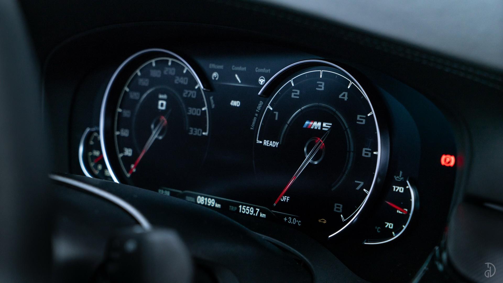 BMW M5 Competition (F90). Фото 7