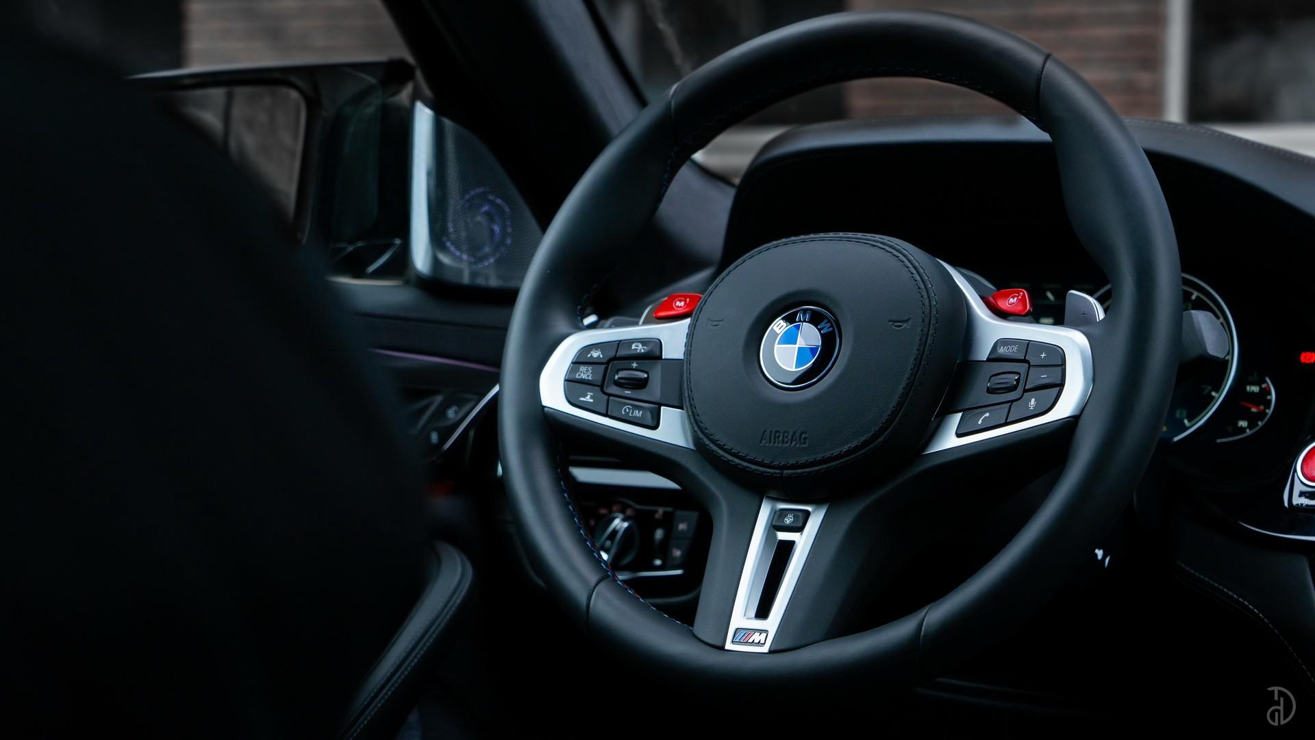 BMW M5 Competition (F90). Фото 8