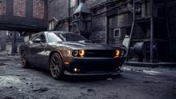 Аренда Dodge Challenger в Москве