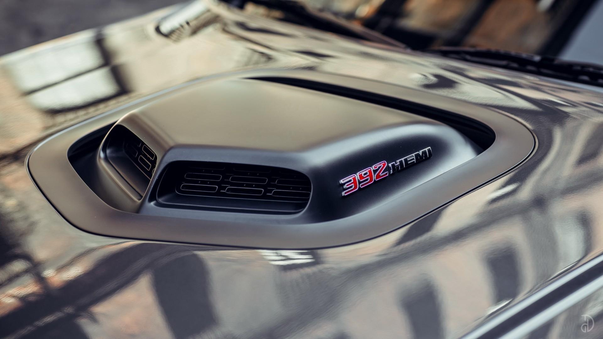 Dodge Challenger R/T. Фото 8