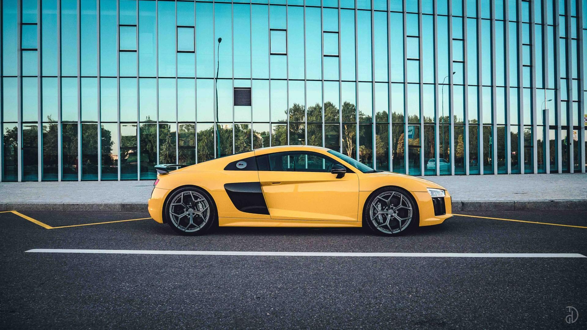 Аренда Audi R8 в Москве. Фото 4