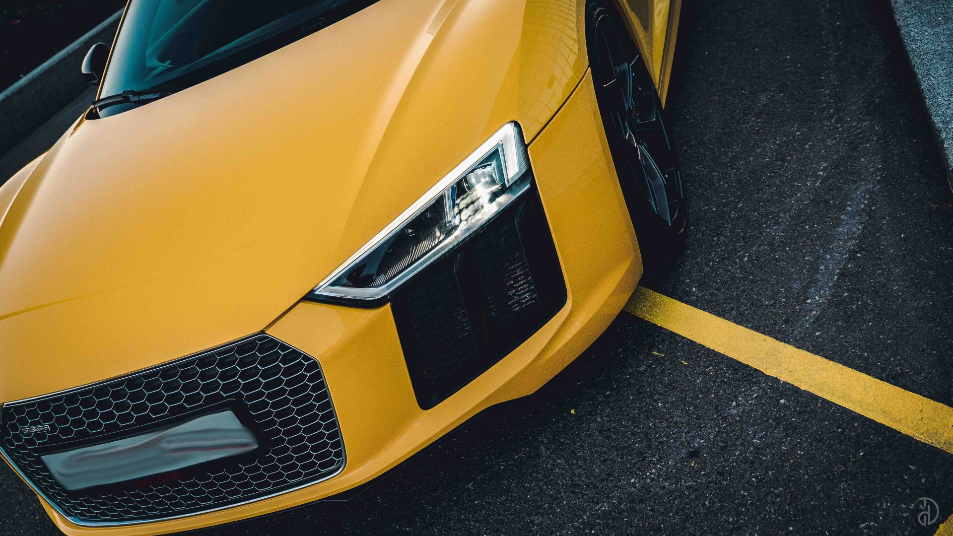 Аренда Audi R8 в Москве. Фото 6