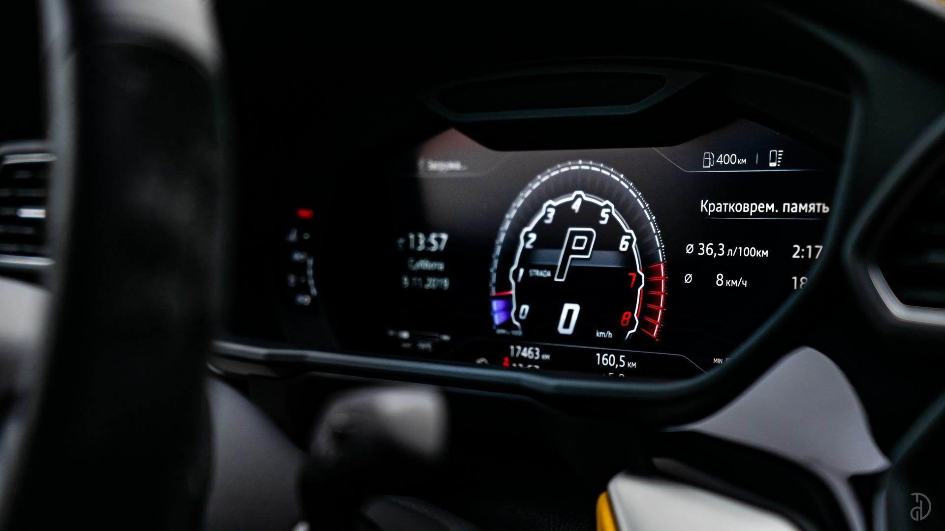 Lamborghini Urus. Фото 7