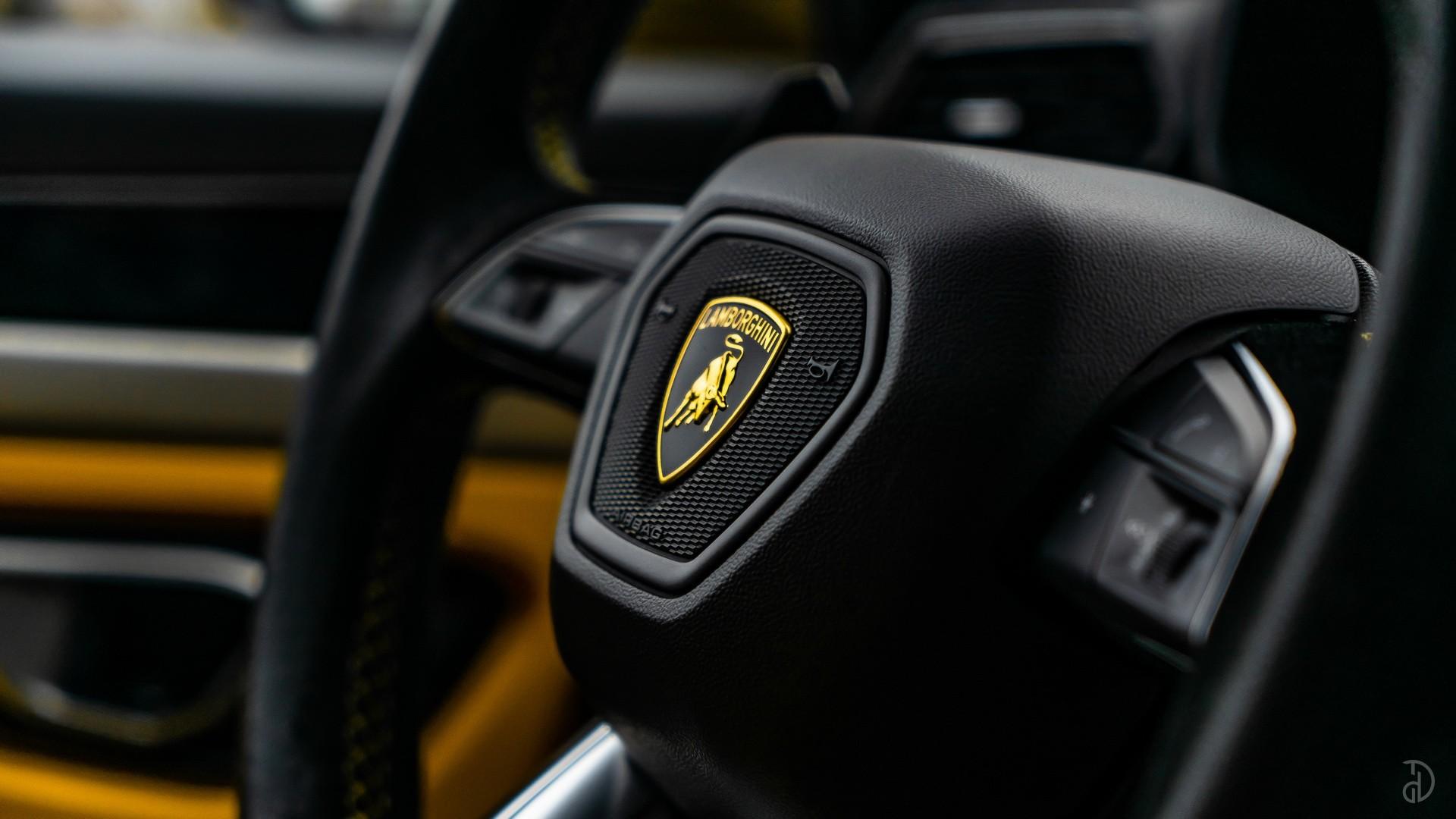 Lamborghini Urus. Фото 8