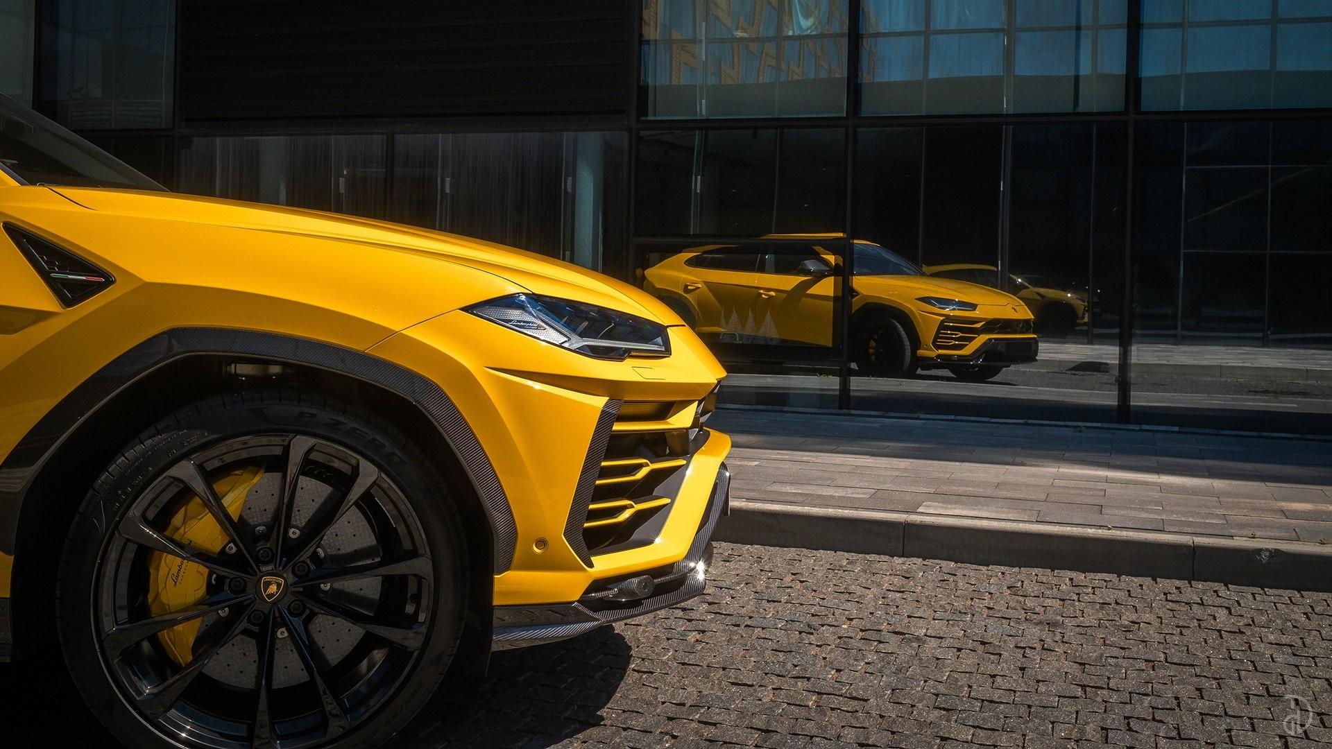 Аренда Lamborghini Urus в Москве. Фото 3