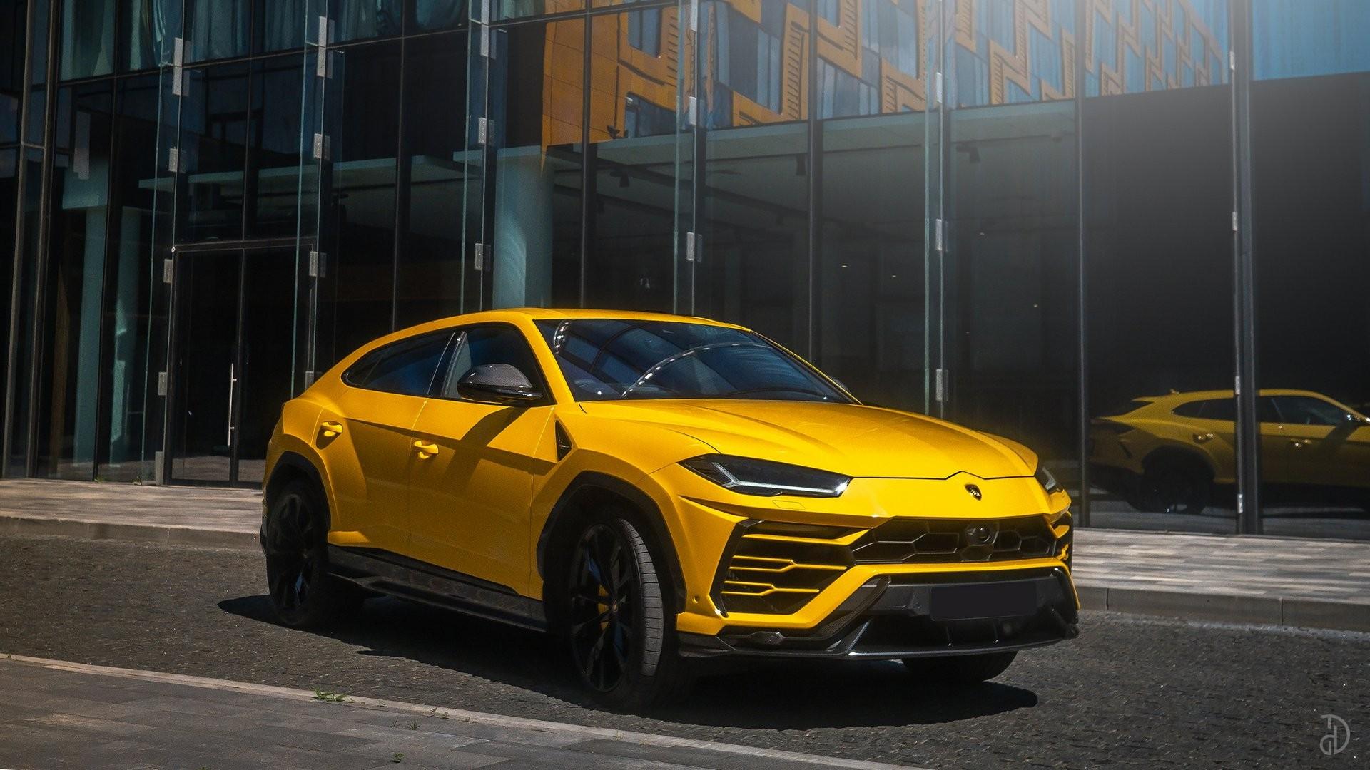 Аренда Lamborghini Urus в Москве. Фото 6