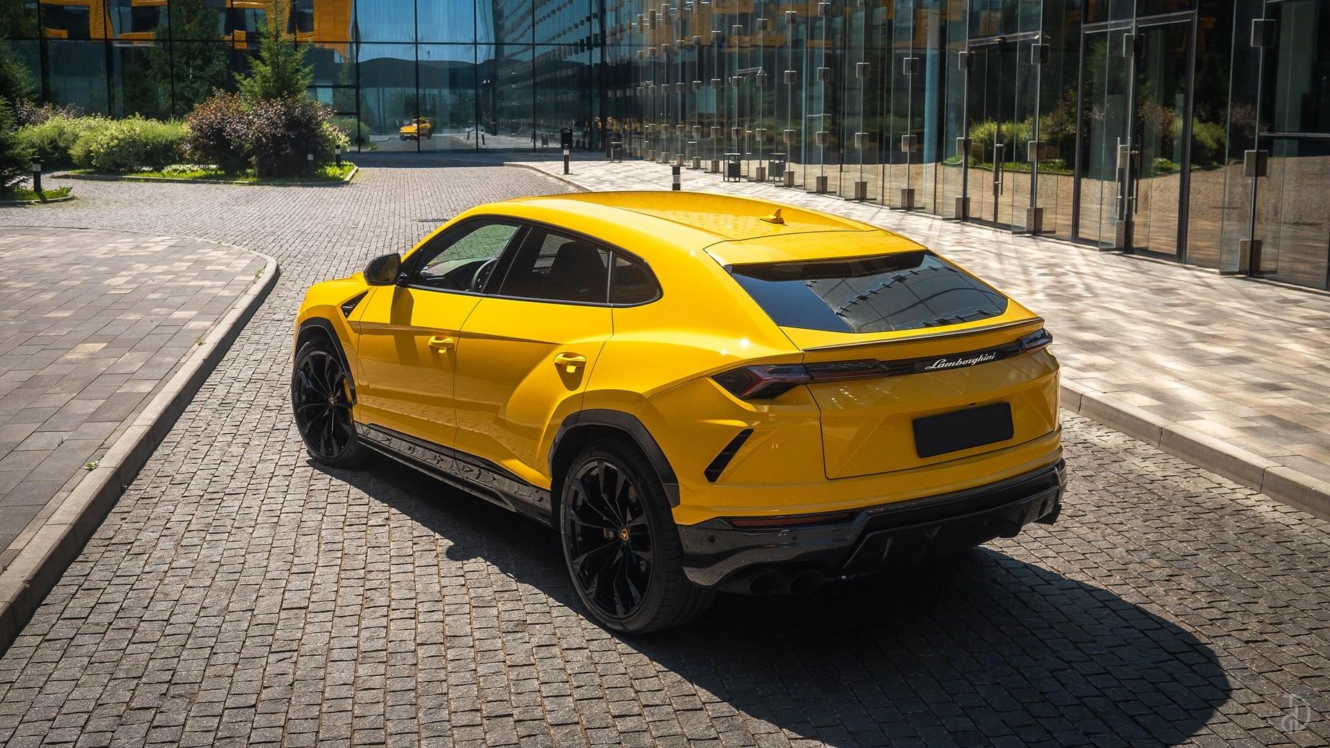 Аренда Lamborghini Urus в Москве. Фото 8