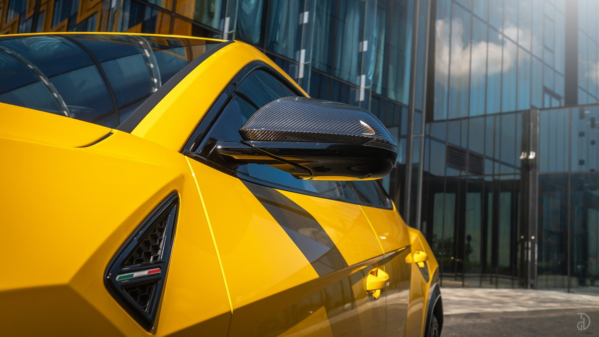 Аренда Lamborghini Urus в Москве. Фото 9