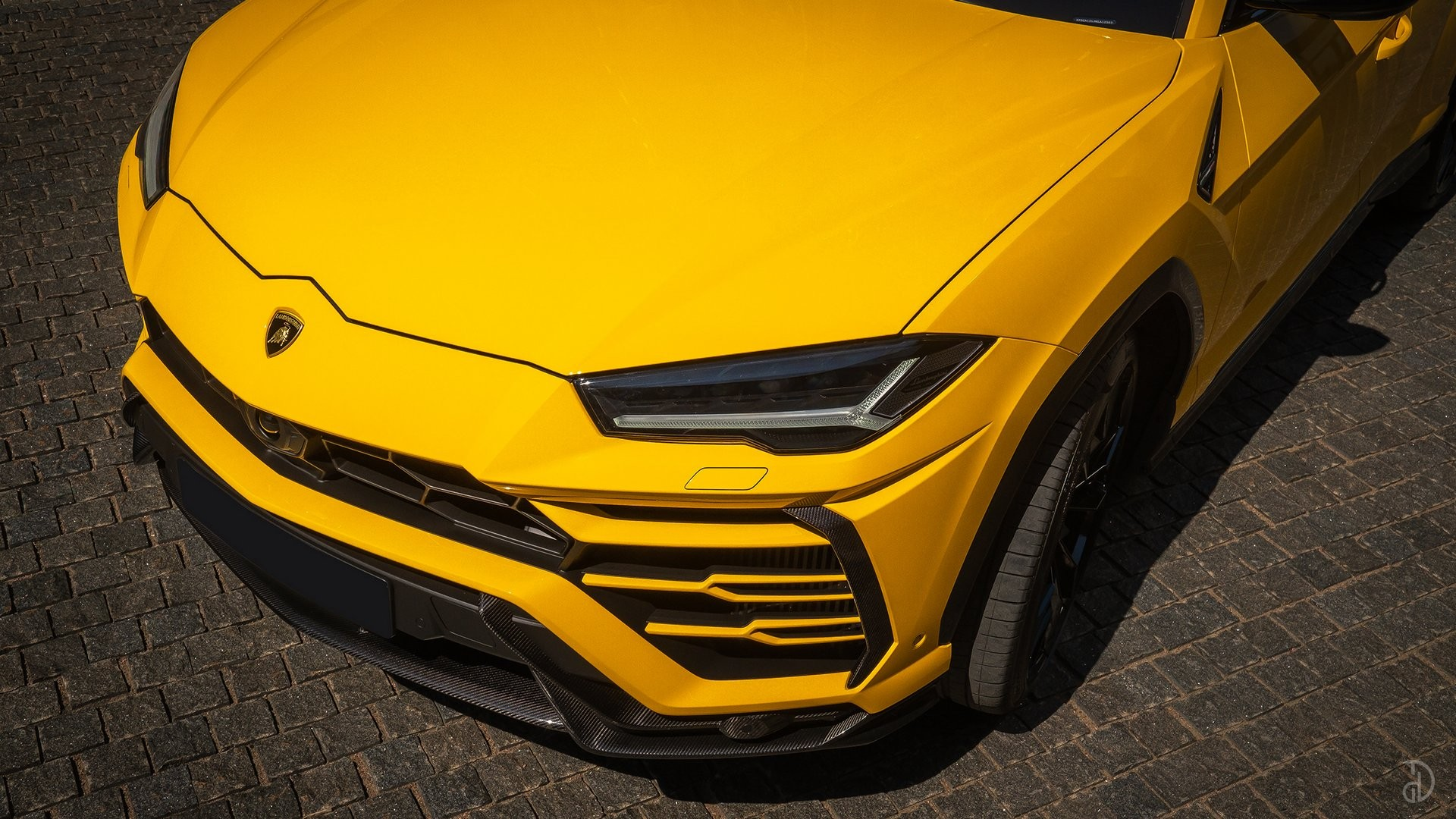 Аренда Lamborghini Urus в Москве. Фото 10
