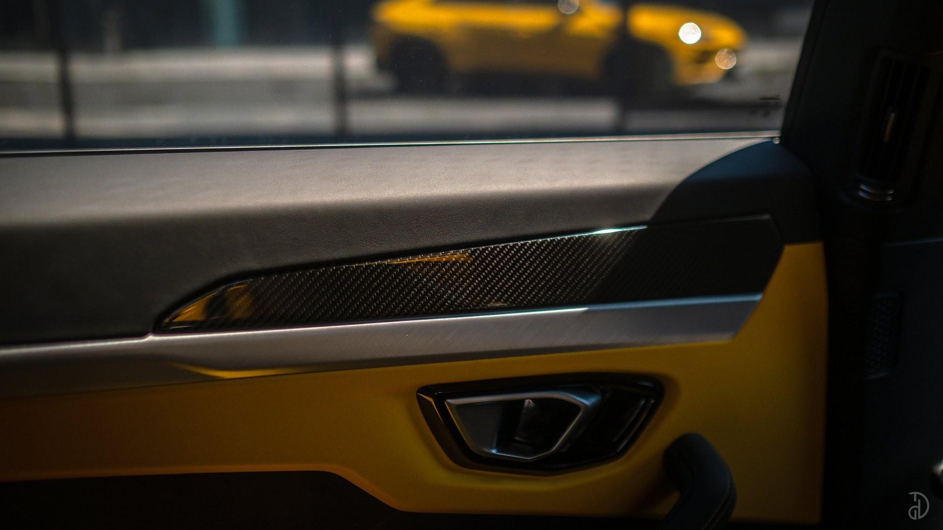 Аренда Lamborghini Urus в Москве. Фото 17
