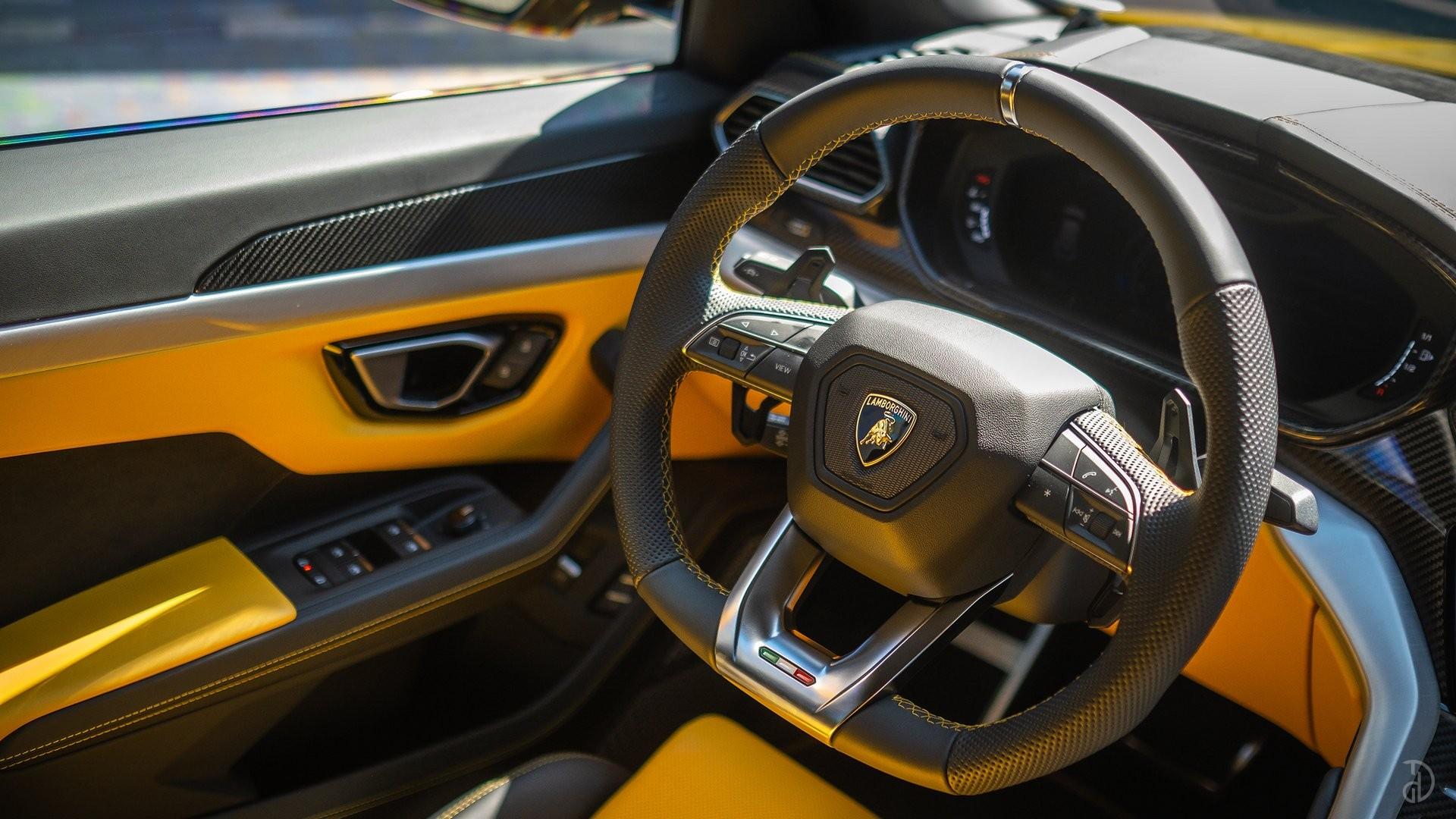 Аренда Lamborghini Urus в Москве. Фото 15