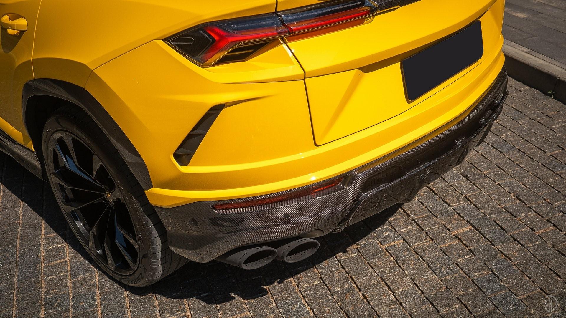 Аренда Lamborghini Urus в Москве. Фото 12
