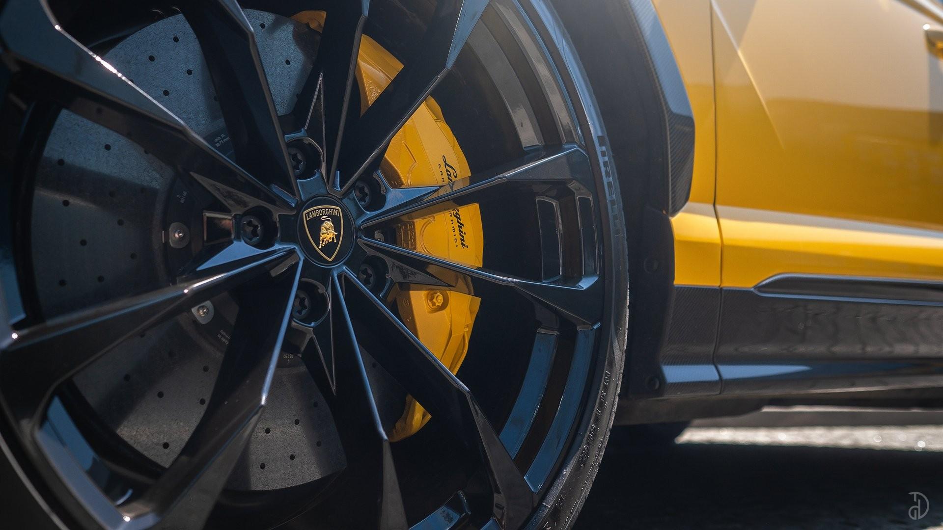 Аренда Lamborghini Urus в Москве. Фото 14
