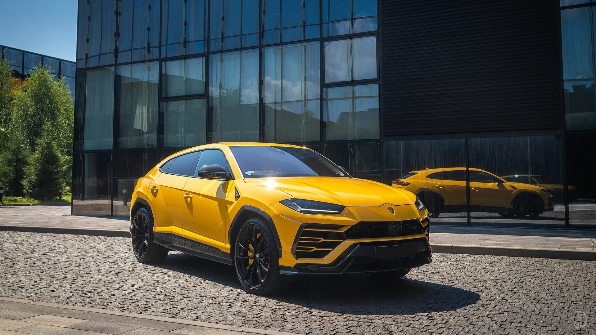 Аренда Lamborghini Urus в Москве. Фото 13