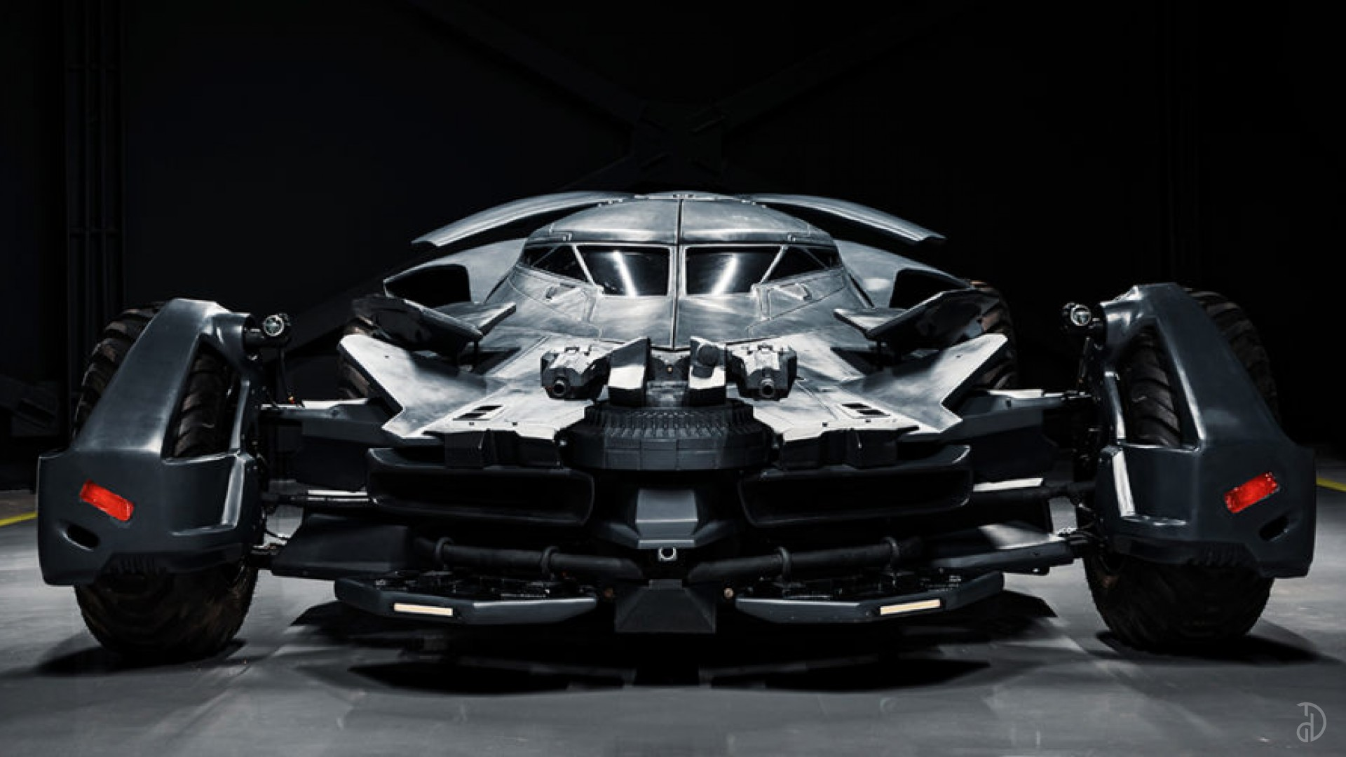 Batmobile. Фото 1