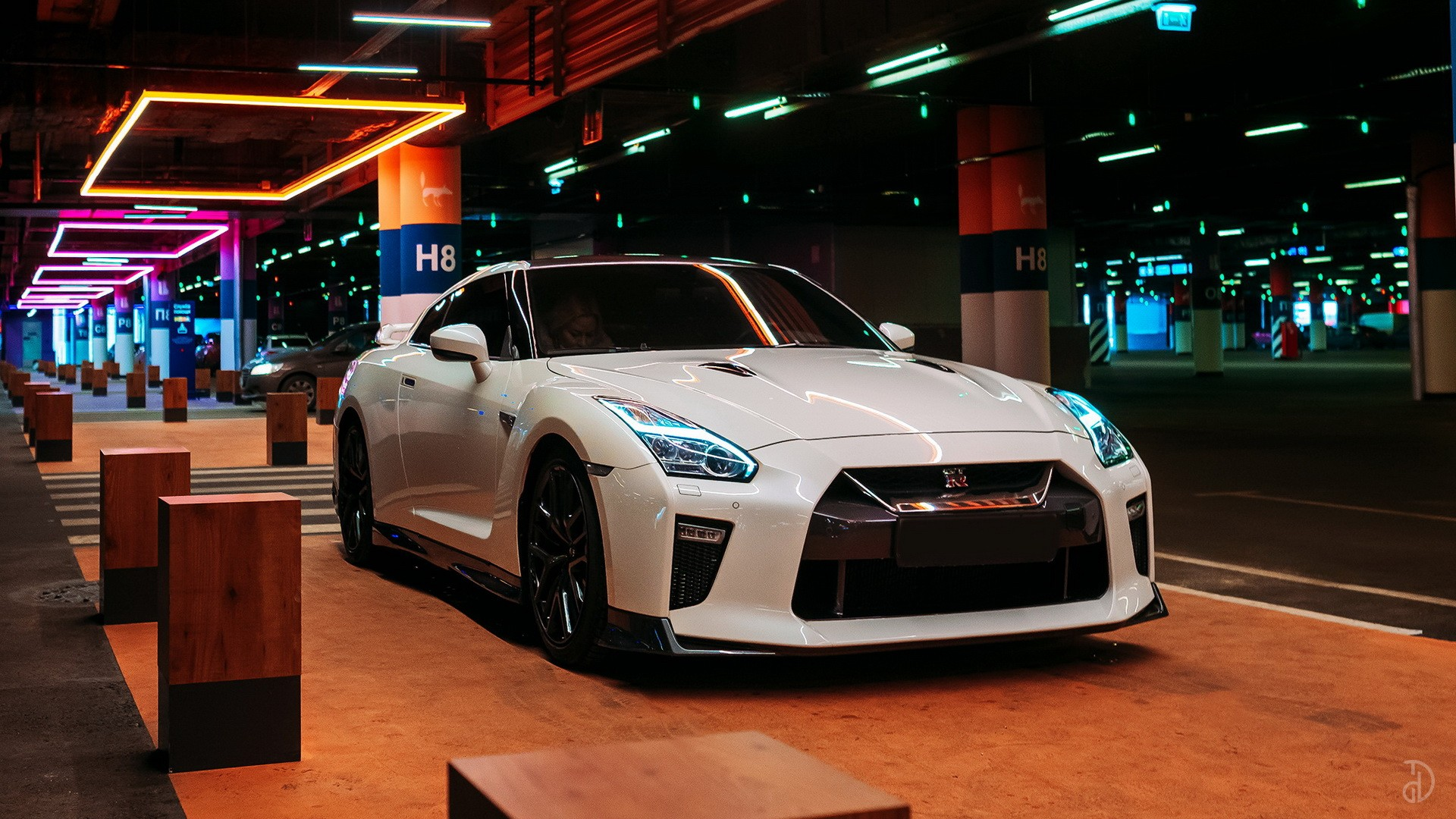 Nissan GTR. Фото 1