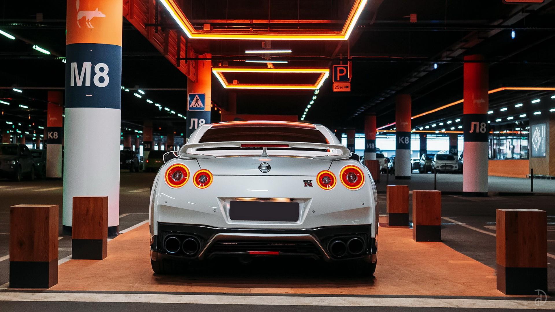 Nissan GTR. Фото 4