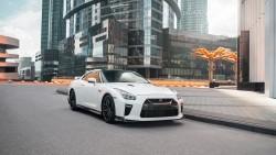 Аренда Nissan GT-R в Москве