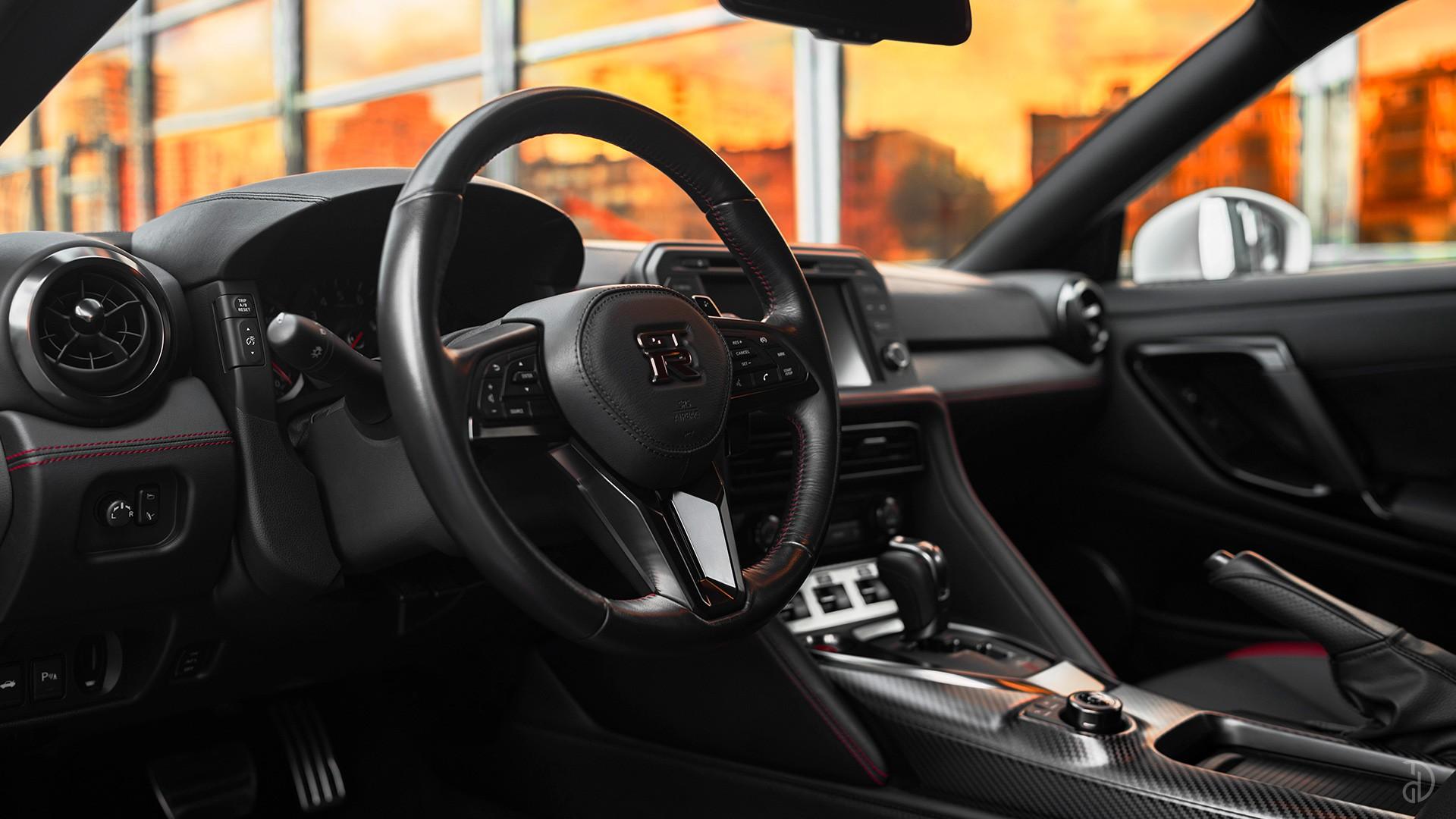 Аренда Nissan GT-R в Москве. Фото 9