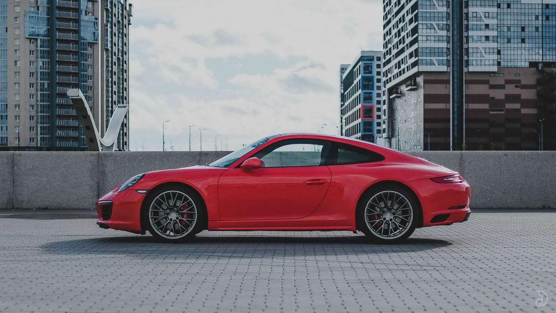 Аренда Porsche 911 Carrera 4S в Сочи. Фото 4