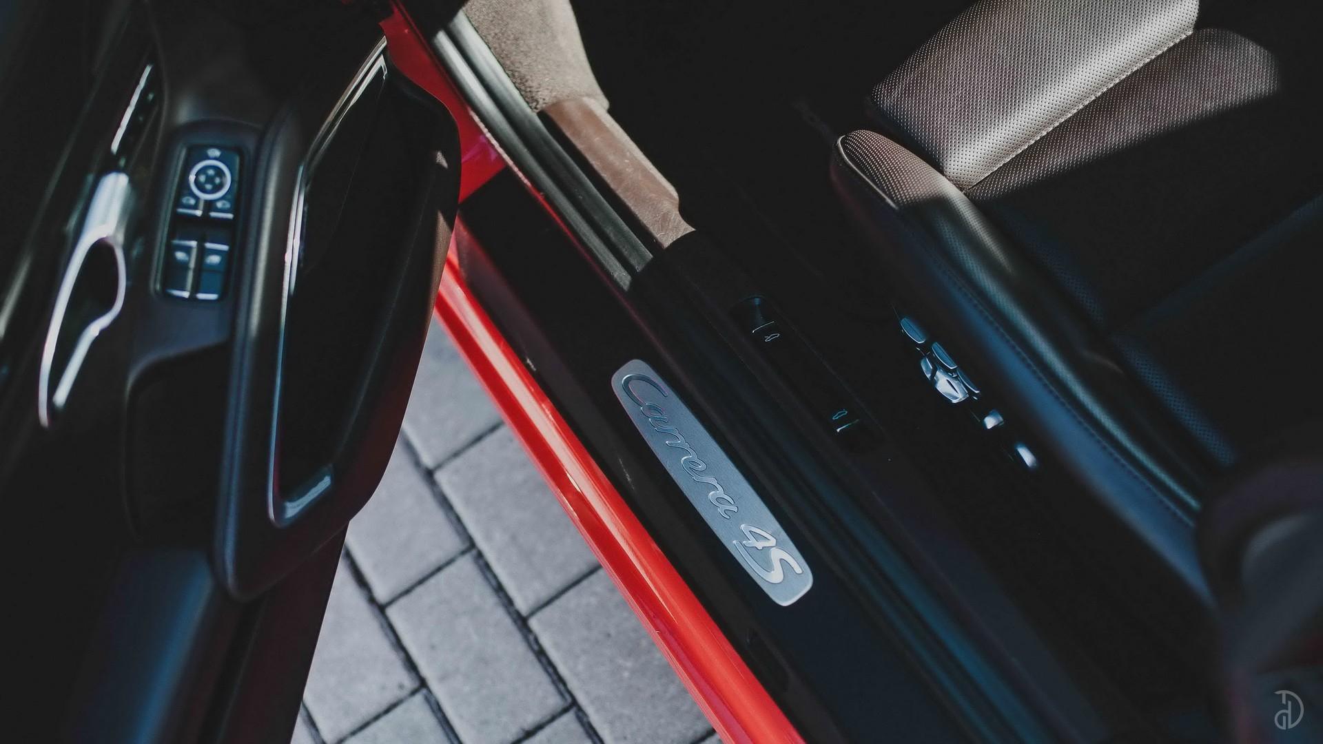 Аренда Porsche 911 Carrera 4S в Сочи. Фото 12