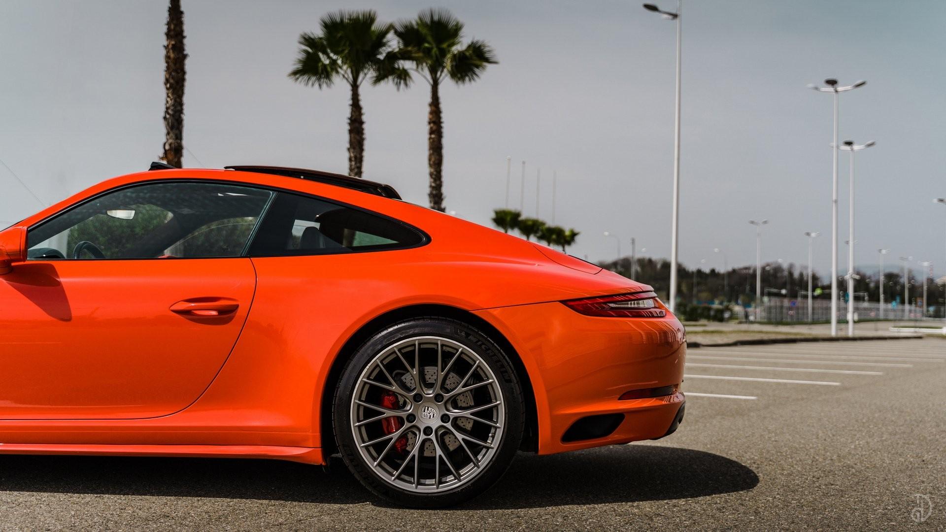 Аренда Porsche 911 Carrera 4S в Сочи. Фото 5