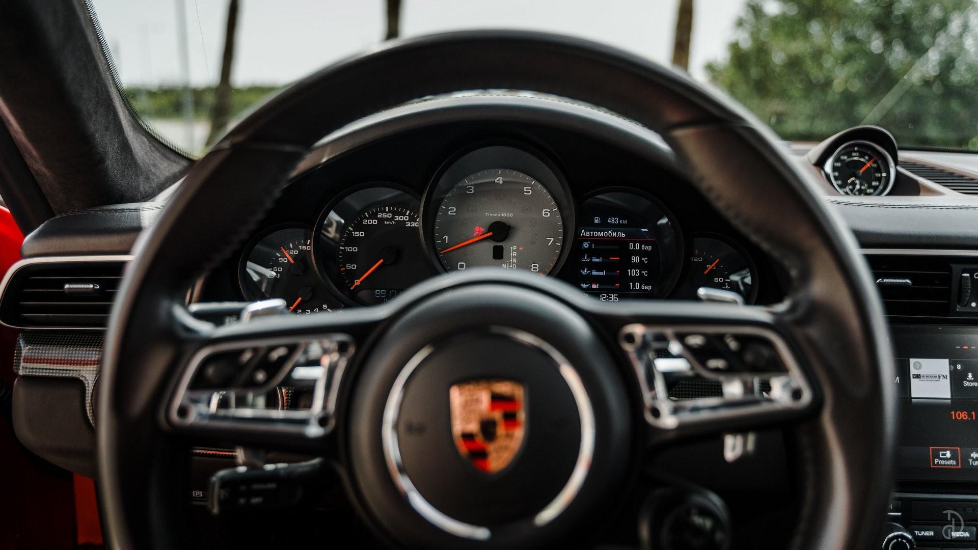 Аренда Porsche 911 Carrera 4S в Сочи. Фото 9