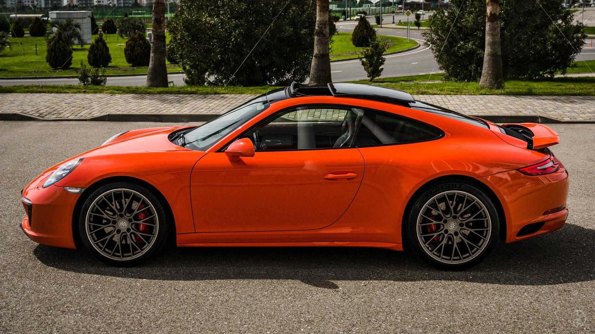 Аренда Porsche 911 Carrera 4S в Сочи. Фото 13