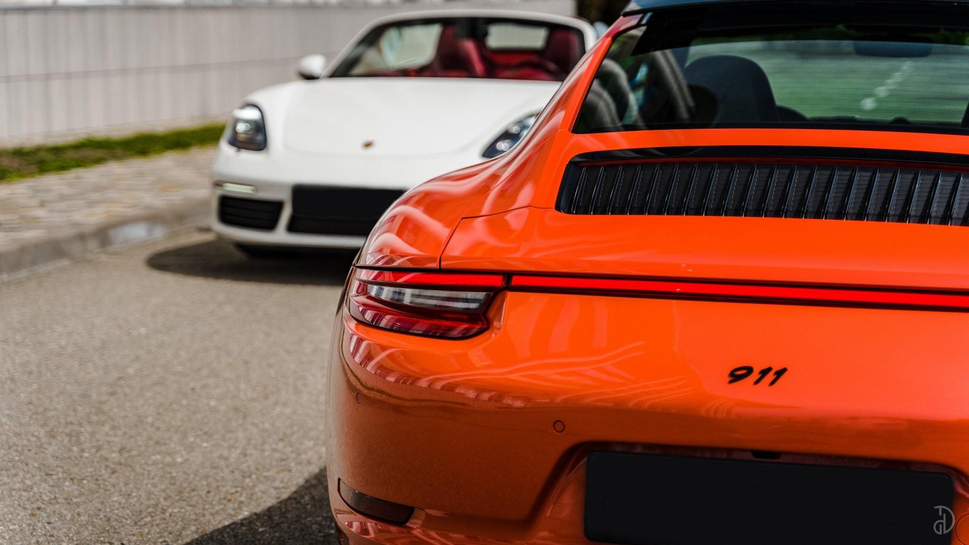 Аренда Porsche 911 Carrera 4S в Сочи. Фото 15