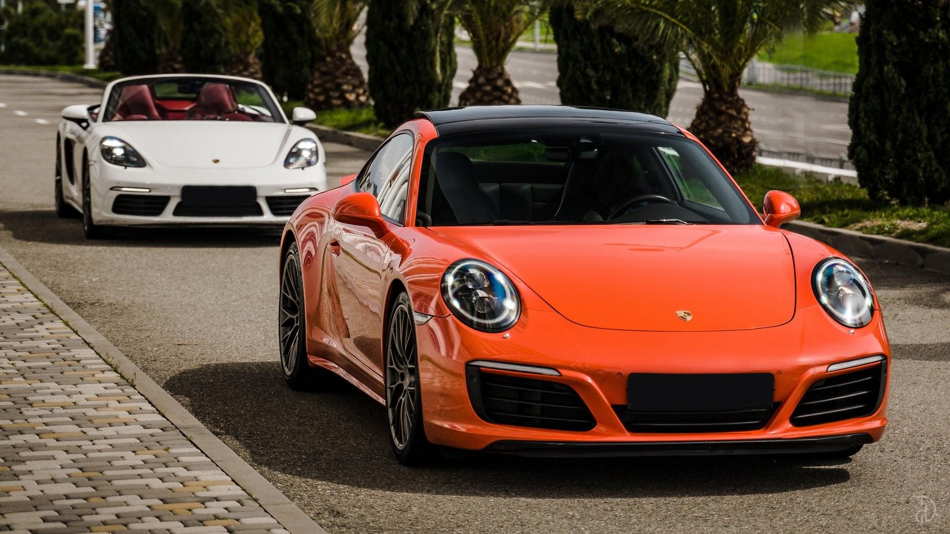 Аренда Porsche 911 Carrera 4S в Сочи. Фото 18
