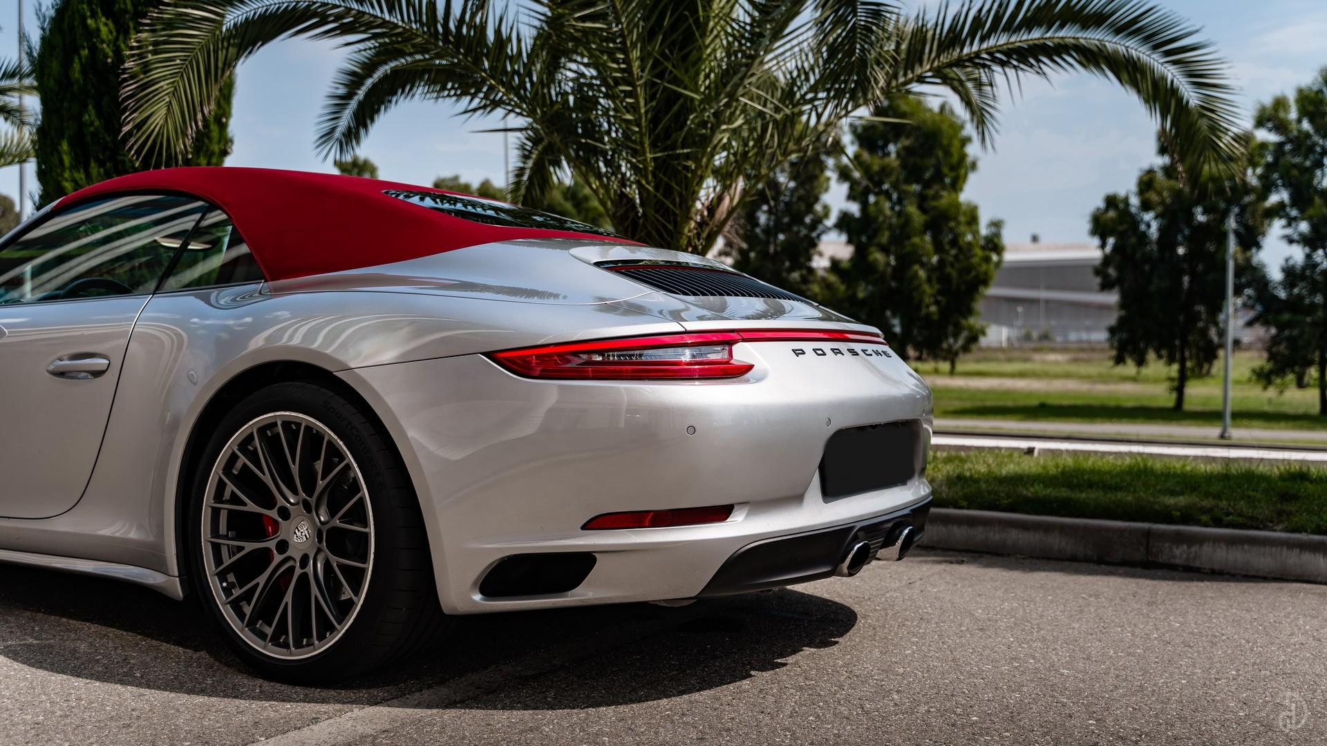 Аренда Porsche 911 Carrera 4S Cabriolet в Сочи. Фото 9
