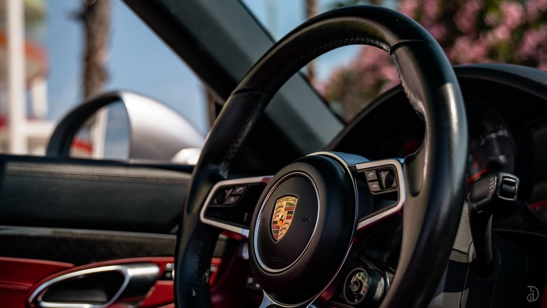 Аренда Porsche 911 Carrera 4S Cabriolet в Сочи. Фото 20