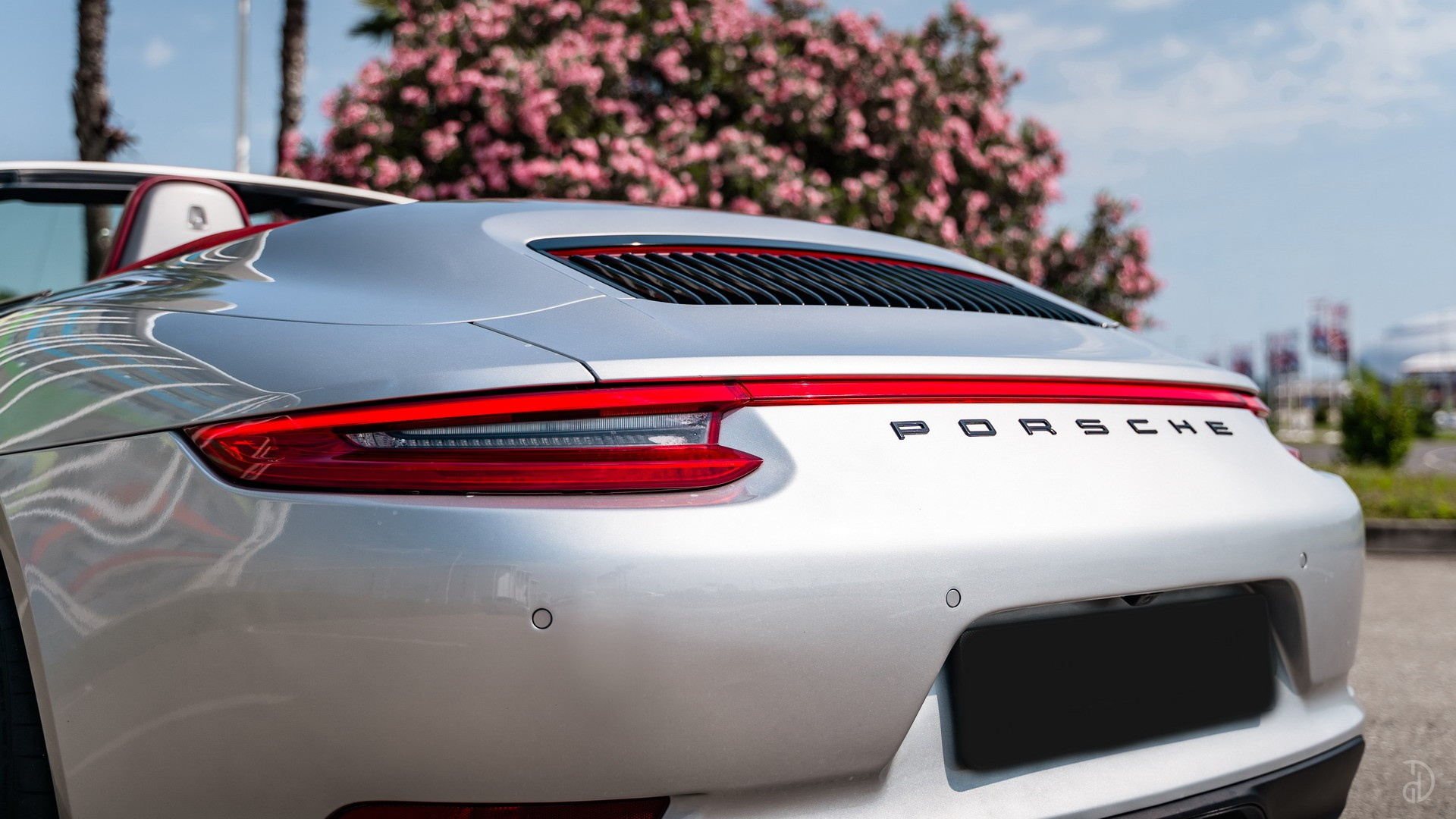 Аренда Porsche 911 Carrera 4S Cabriolet в Сочи. Фото 13