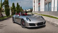 Аренда Porsche 911 Carrera 4S Cabriolet в Сочи