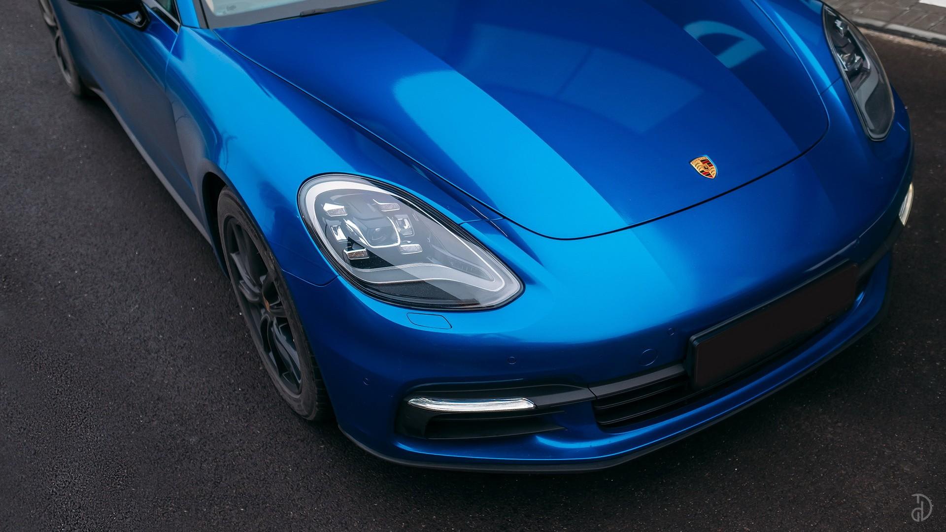 Аренда Porsche Panamera 4S в Сочи. Фото 4