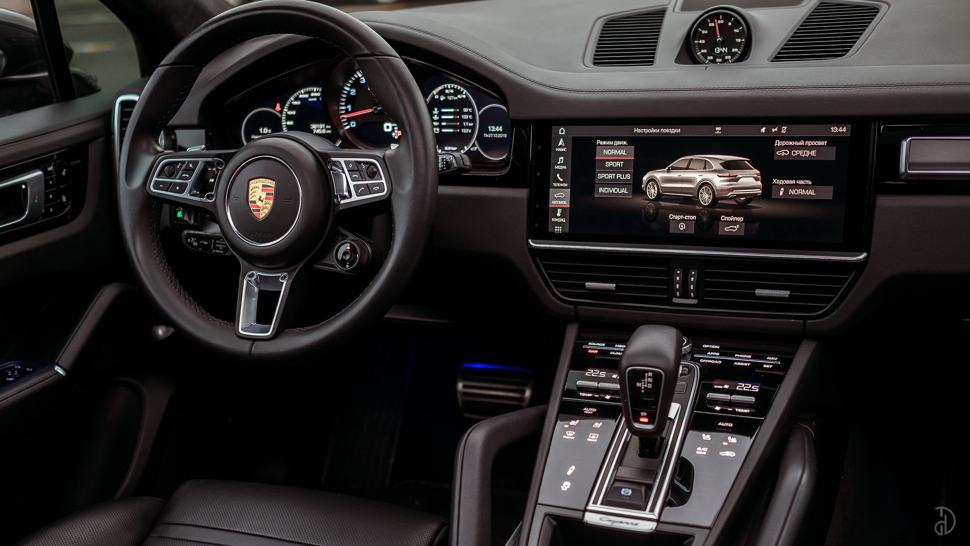 Porsche Cayenne Turbo. Фото 7