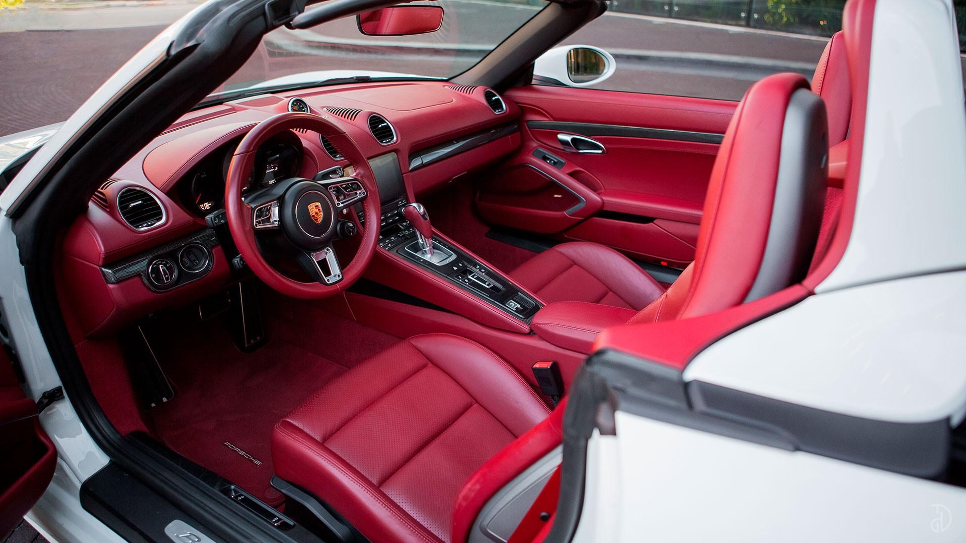 Porsche Boxster S 718. Фото 8