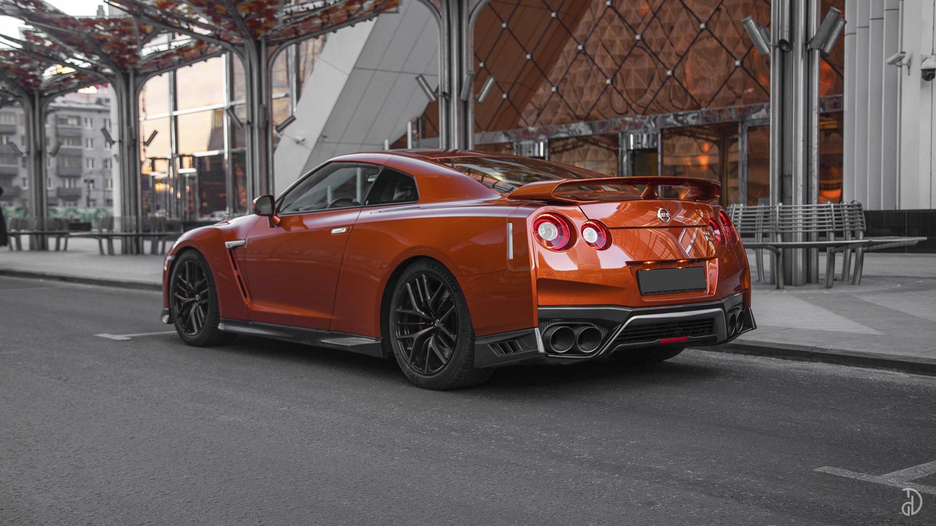 Аренда Nissan GT-R в Сочи. Фото 8