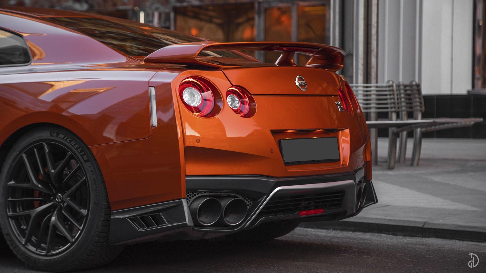 Аренда Nissan GT-R в Сочи. Фото 9