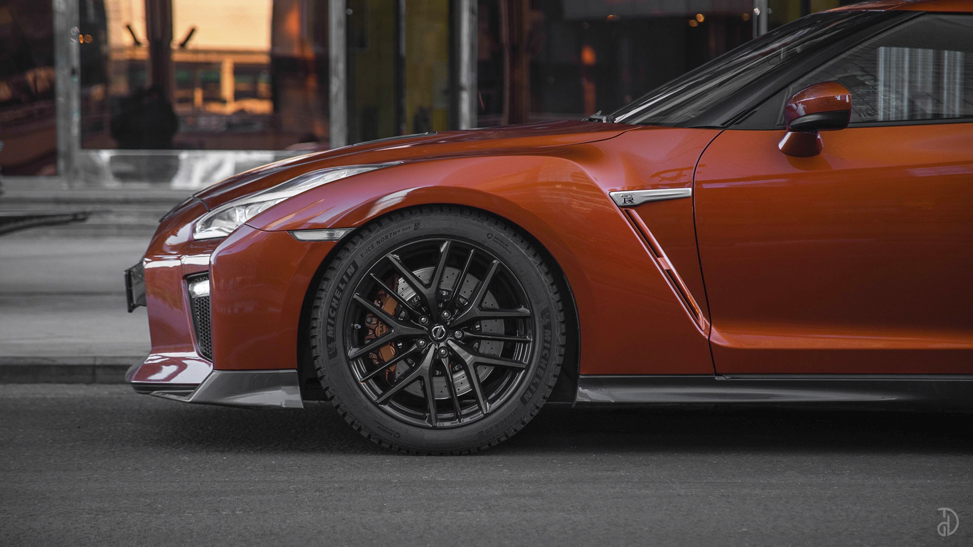 Аренда Nissan GT-R в Сочи. Фото 4