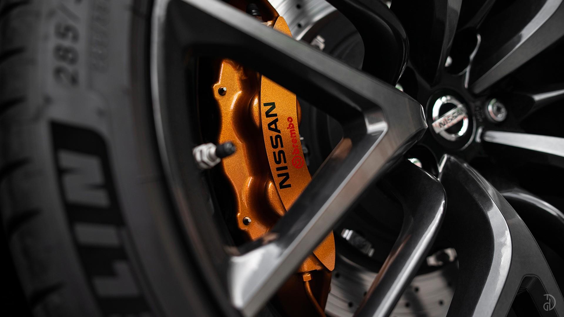 Nissan GTR. Фото 10