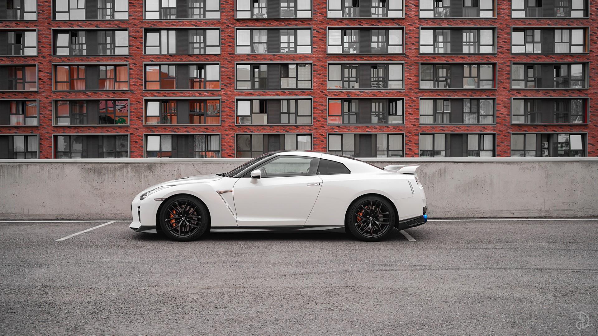 Nissan GTR. Фото 3