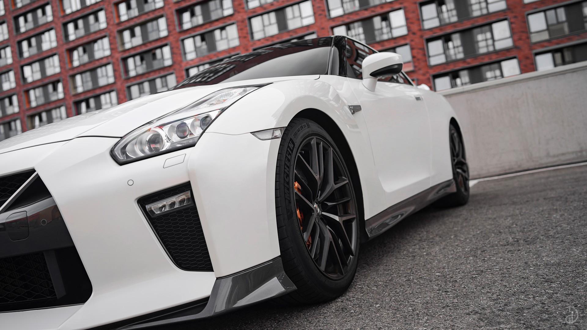 Nissan GTR. Фото 5